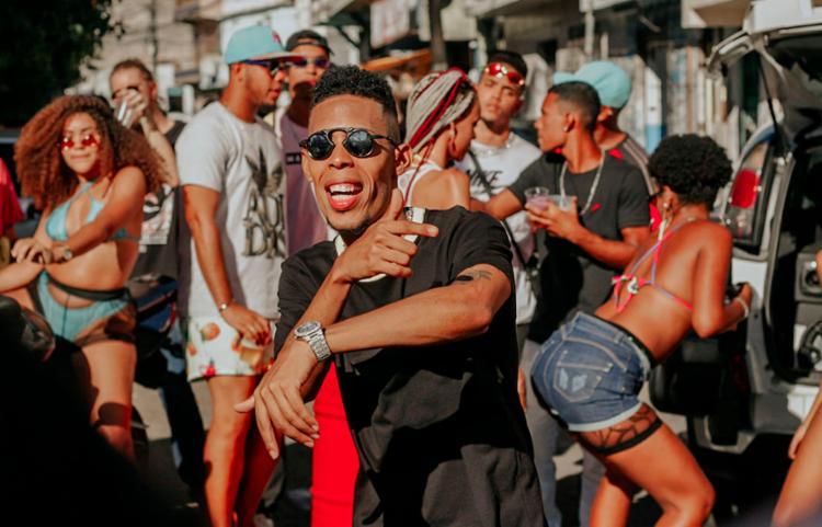 Nova música é continuação do hit 'Mete Dança'   Foto: Divulgação - Foto: Divulgação