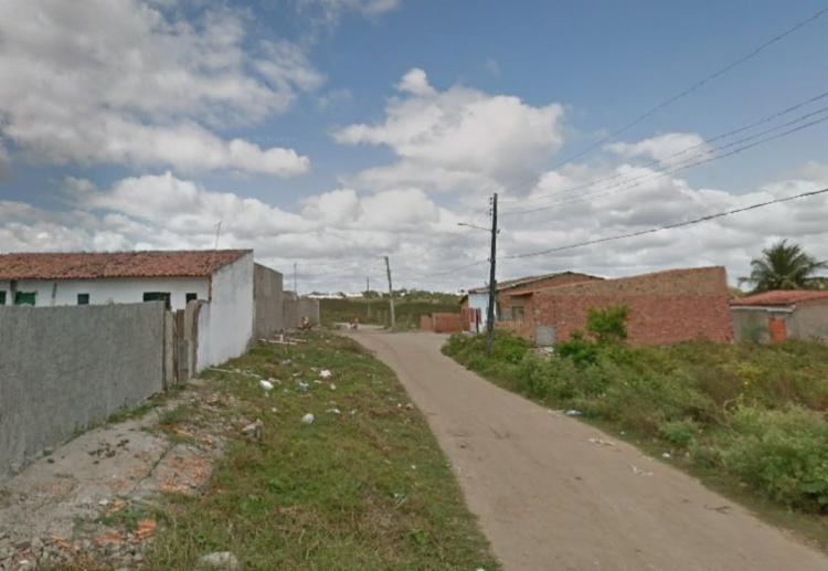 Crime foi registrado na Rua Laranjeiras | Reprodução | Google Street View - Foto: Reprodução | Google Street View