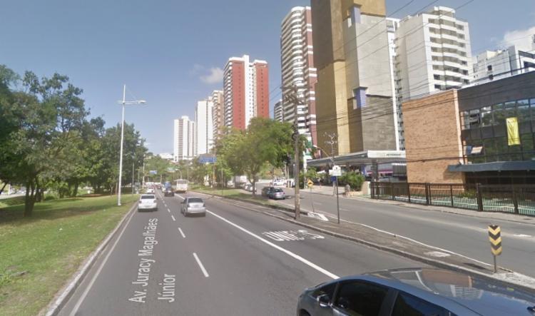 Problema foi detectado nesta sexta-feira | Foto: Reprodução | Google Maps - Foto: Reprodução | Google Maps