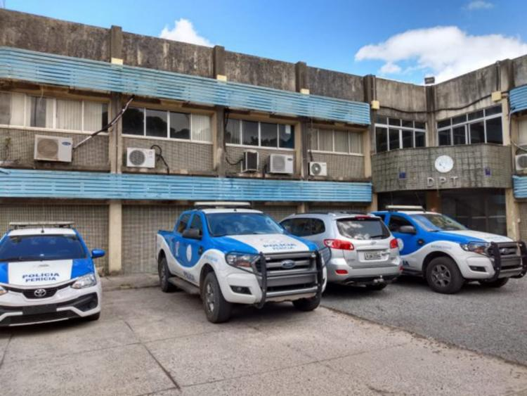 Polícia investiga a motivação do crime | Foto: Aldo Santos | Acorda Cidade - Foto: Aldo Santos | Acorda Cidade