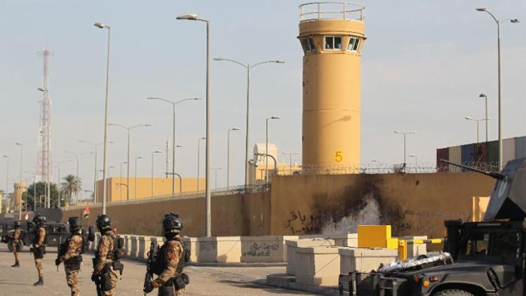 Ainda não há informações sobre vítimas | Foto: Ahmad al-Rubaye | AFP - Foto: Ahmad al-Rubaye | AFP