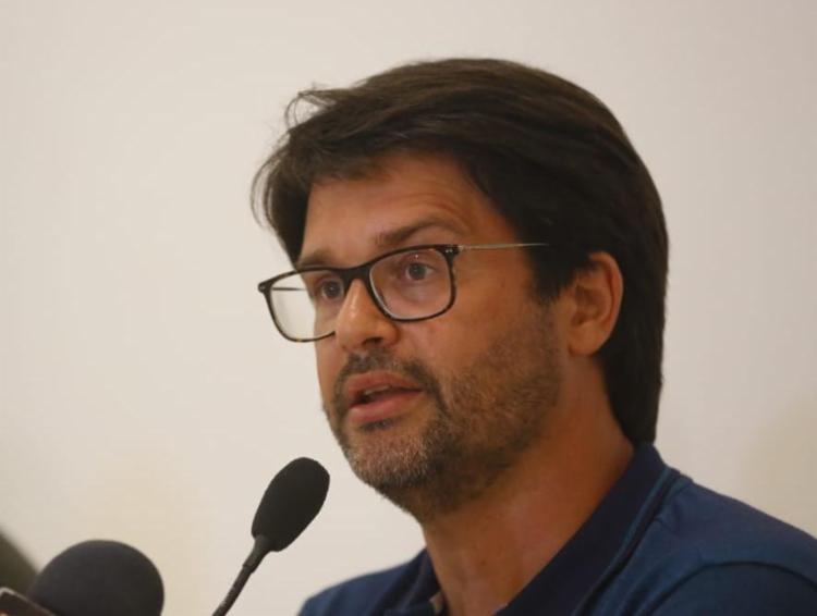 Guilherme Bellintani, presidente do Bahia: