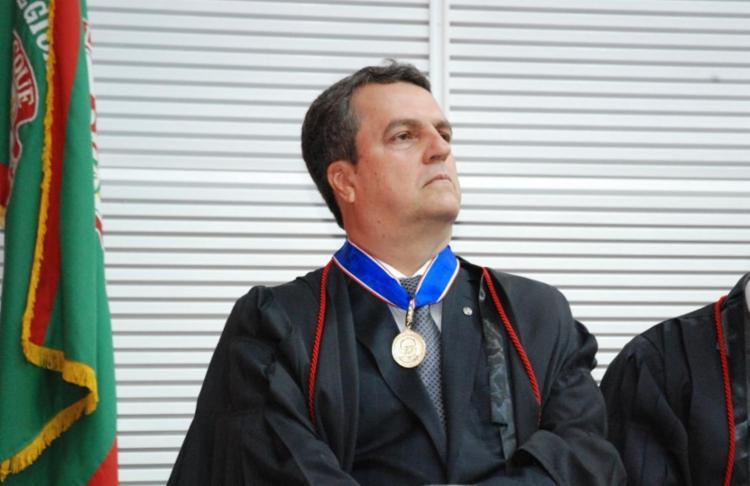 O juiz titular do TRE-BA Henrique Gonçalves Trindade cumprirá biênio 2020-2022 | Foto: Raul Aguilar | Ag. A TARDE - Foto: Raul Aguilar | Ag. A TARDE