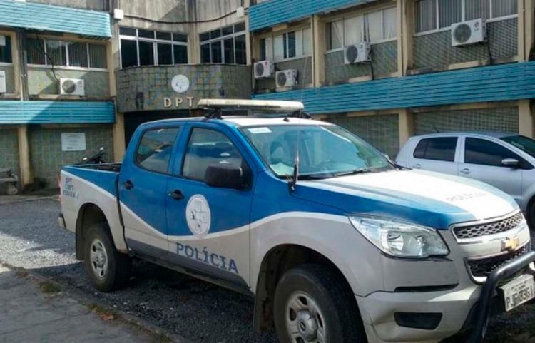 Suspeitos foram presos   Foto: Aldo Matos   Acorda Cidade - Foto: Aldo Matos   Acorda Cidade