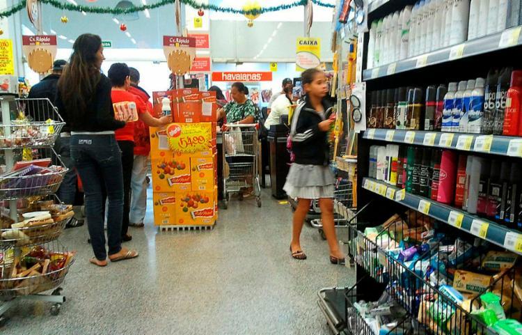 Setor de alimentos se mantêm a principal pressão inflacionária   Foto: Marcos Santos   USP Imagens - Foto: Marcos Santos   USP Imagens