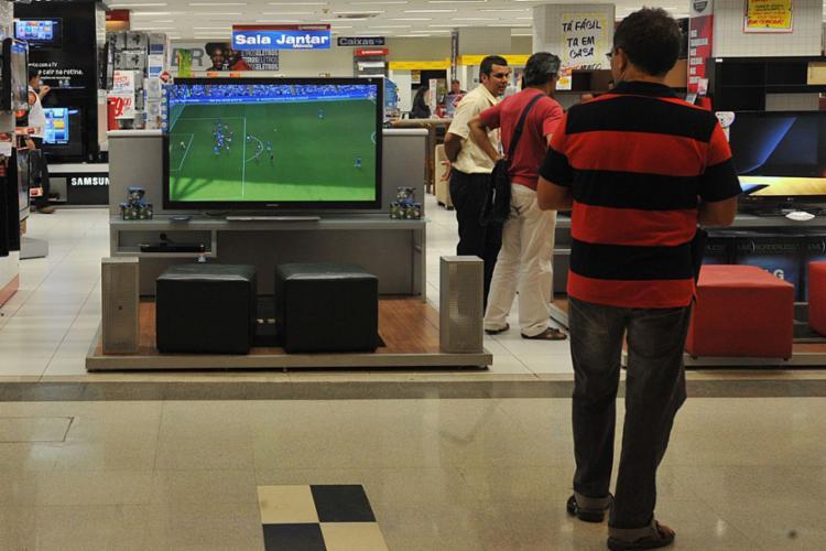 Índice atingiu 90,4 pontos em escala de zero a 200 | Foto: Marcelo Casal | Agência Brasil - Foto: Marcelo Casal | Agência Brasil