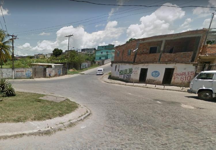 Duplo homicídio aconteceu na Rua da Linha   Foto: Reprodução   Google Maps - Foto: Reprodução   Google Maps