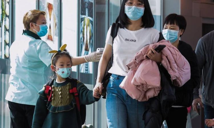 Três cidades chinesas estão de quarentena   Foto: Roslan Rahman   AFP - Foto: AFP