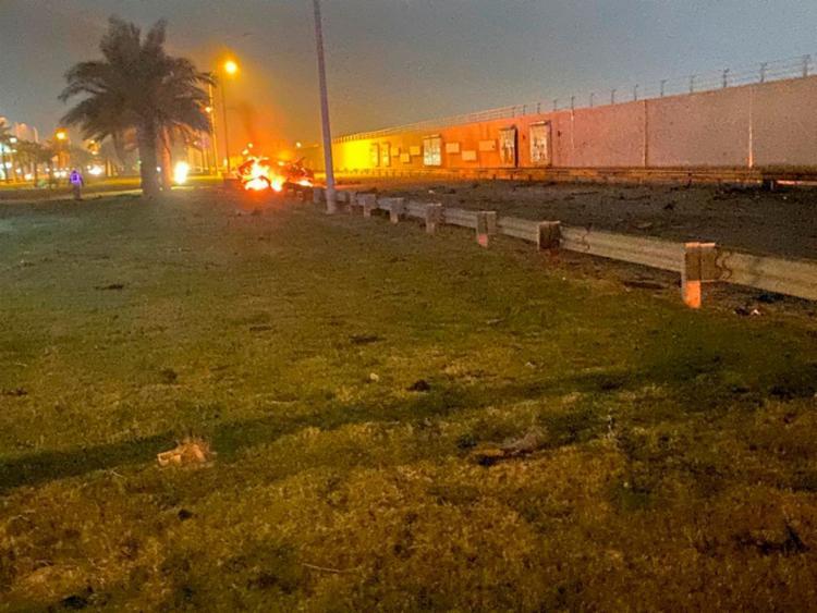 Ataque aconteceu no aeroporto internacional de Bagdá - Foto: Assessoria Primeiro Ministro do Iraque | Divulgação