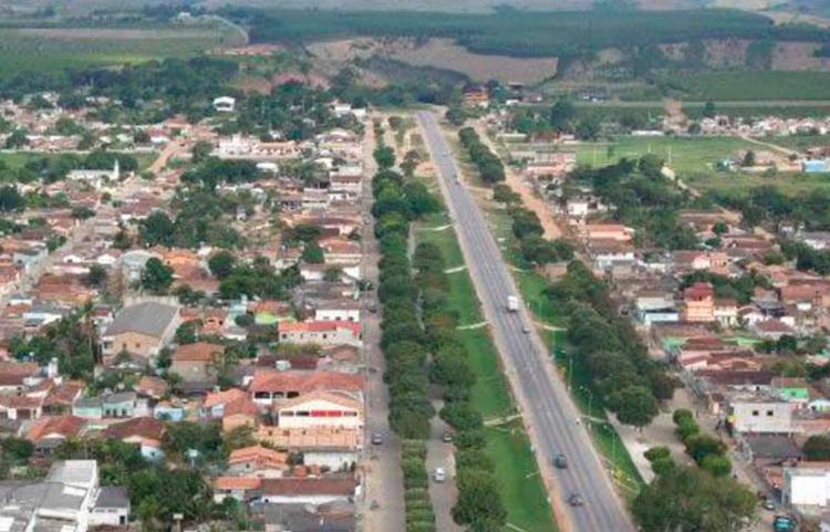 Corpo foi encontrado nas imediações do bairro Paquetá, em Itabela   Foto: Divulgação - Foto: Divulgação