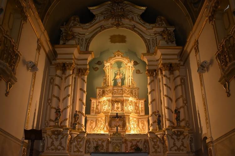 A igreja da Graça, uma das mais antigas do país, está sendo restaurada pelo Studio Argolo