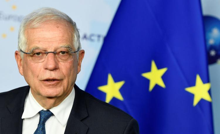 Josep Borrell, chefe da diplomacia europeia: