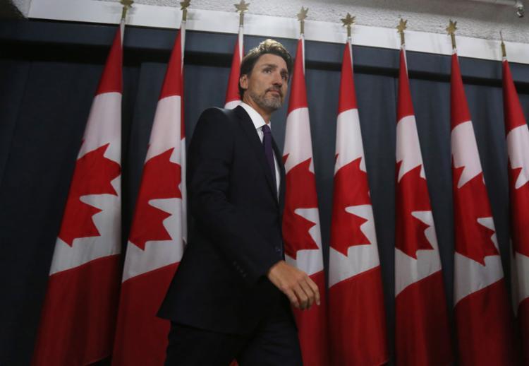 O primeiro-ministro Justin Trudeau também exigiu