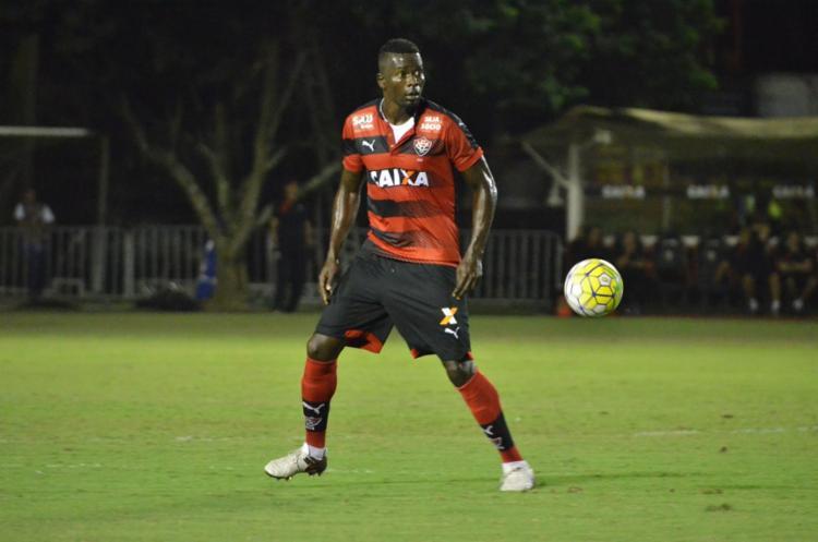 No Vitória, Kanu viveu seu melhor momento na carreira | Foto: Francisco Galvão | EC Vitória - Foto: Francisco Galvão | EC Vitória
