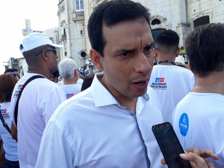 Castramóvel deve ser retomado em janeiro, destaca secretário   Foto: Aparecido Silva   Ag. A TARDE - Foto: Aparecido Silva   Ag. A TARDE