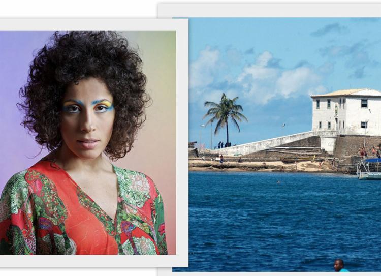 A contora Marcia Castro está entre as atrações   Foto: Reprodução - Foto: Reprodução