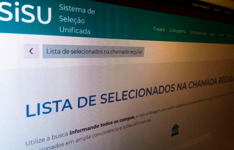 Neste semestre, são 237.128 vagas em 128 instituições de ensino superior públicas de todo o País | Foto: Agência Brasil - Foto: Agência Brasil