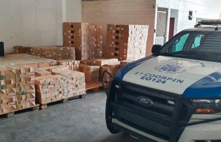 Suspeito de guardar e distribuir os medicamentos foi morto em confronto com a polícia no início do mês | Foto: Divulgação | Polícia Civil - Foto: Divulgação | Polícia Civil