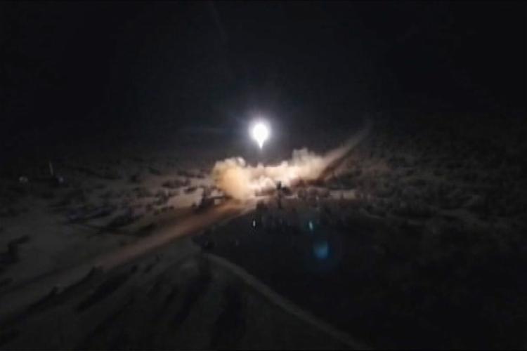 Na terça-feira, 7, em meia hora, 22 mísseis caíram em duas bases iraquianas, onde estão mobilizados parte dos 5.200 soldados americanos no Iraque | Foto: Iran Press | AFP - Foto: Iran Press | AFP