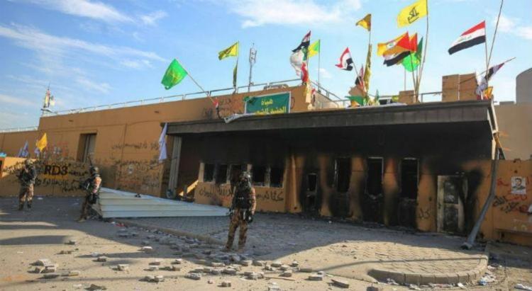 Ataque foi registrado neste sábado | Foto: Ahmad Al-Rubaye | AFP - Foto: Ahmad Al-Rubaye | AFP