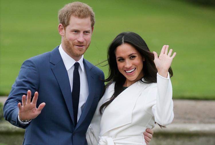 Harry e Meghan ocupariam um lugar cada vez mais importante na monarquia   Foto: Daniel Leal-Olivas   AFP - Foto: Daniel Leal-Olivas   AFP