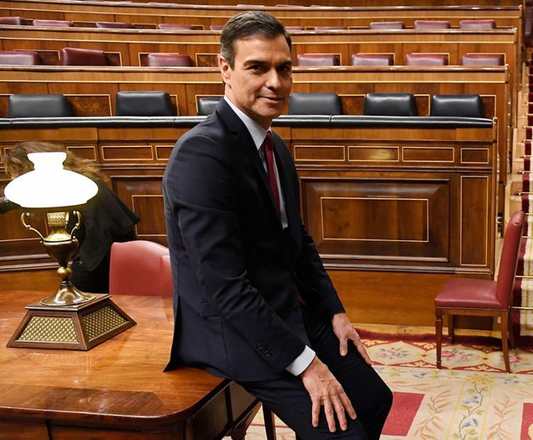 O desfecho pôs fim a um período de instabilidade na Espanha | Foto: Pierre-Philippe Marcou | AFP - Foto: Pierre-Philippe Marcou | AFP
