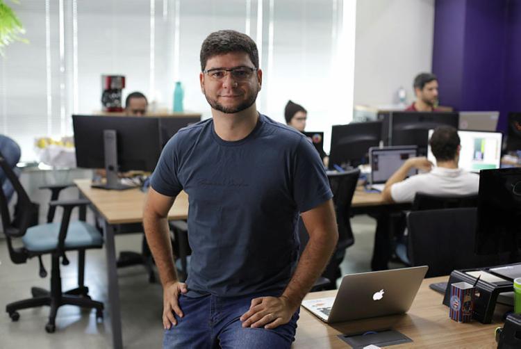 Startup é um empreendimento ainda em fase de desenvolvimento, mas com grande possibilidade de lucro | Foto: Raul Spinassé | Ag. A TARDE - Foto: Raul Spinassé | Ag. A TARDE