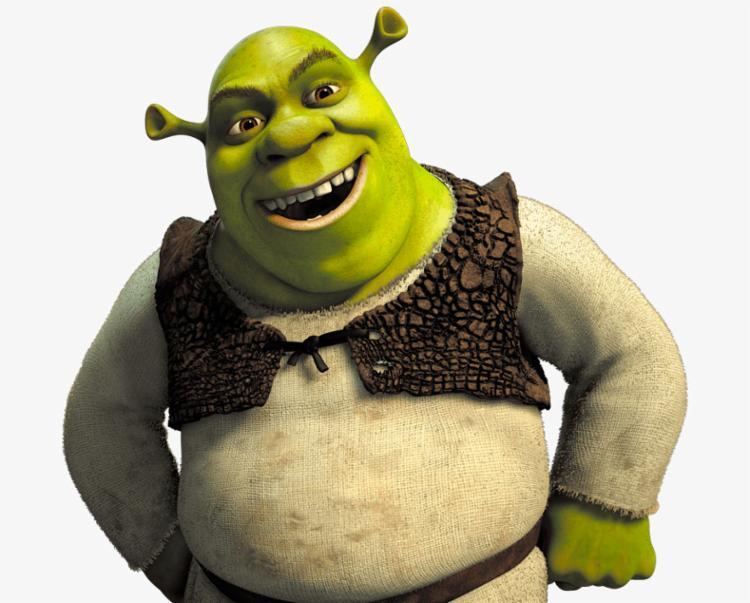 Personagem Shrek | Foto: Divulgação