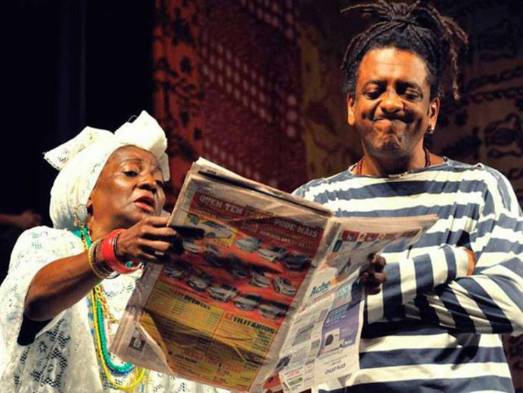 Temporada celebra os 30 anos do Bando de Teatro Olodum | Foto: Divulgação - Foto: Divulgação