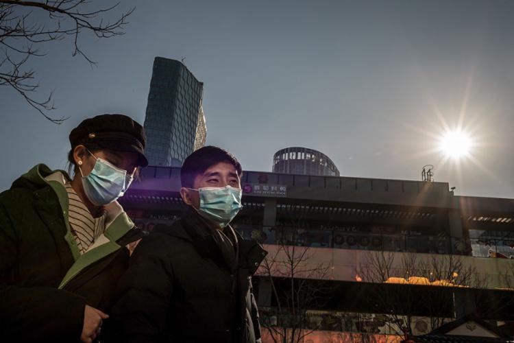 Já existe relatos do vírus fora da China   Nicolas Asfouri   AFP - Foto: Nicolas Asfouri   AFP