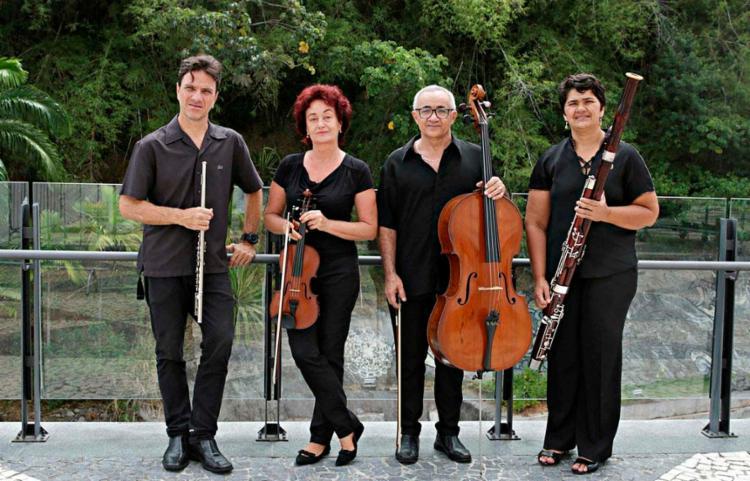 Grupo Quarteto Novo integra o Projeto Cameratas, da Osba   Foto: Divulgação   Osba - Foto: Divulgação   Osba