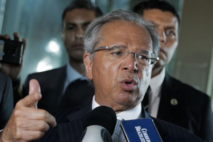 Ministro representa o Brasil no Fórum Econômico Mundial | Foto: Valter Campanato | Agência Brasil - Foto: Valter Campanato | Agência Brasil