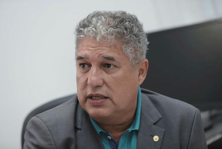 Rosemberg é o líder do governo na Assembleia Legislativa da Bahia (Alba) | Uendel Galter | Ag. A TARDE - Foto: Uendel Galter | Ag. A TARDE