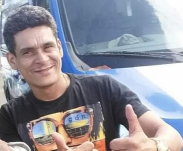 Felipe Prado de Araújo teve mandado de prisão cumprido pela polícia   Reprodução - Foto: Foto: Reprodução