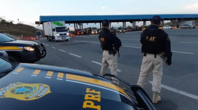 PRF autuou 2.920 condutores cometendo infrações diversas | Foto: Divulgação | PRF - Foto: Divulgação | PRF
