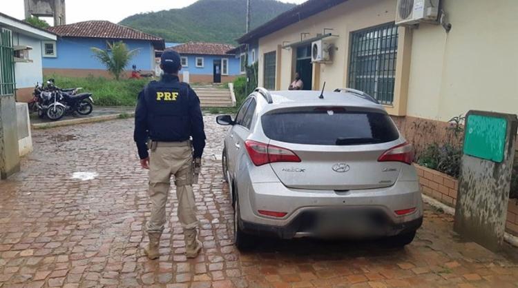 Os dois casos foram apresentados à autoridade de plantão da Delegacia de Polícia Judiciária local | Foto: Divulgação | PRF - Foto: Divulgação | PRF