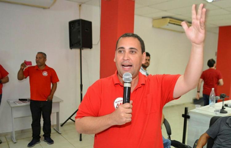 Éden Valadares defende afunilamento de nomes do partido que querem disputar a prefeitura de Salvador   Foto: Divulgação - Foto: Divulgação