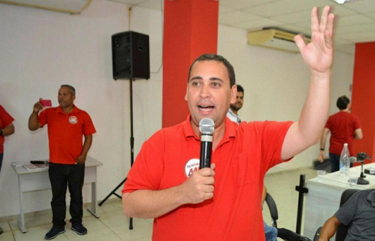 Eden Valadares ironizou publicação de presidente do DEM sobre incêndio na Cinemateca de São Paulo   Foto: Divulgação - Foto: Divulgação