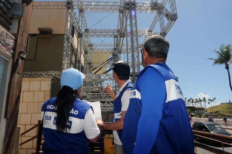 Vagas são para engenheiro civil e educador social | Foto: Divulgação - Foto: Divulgação
