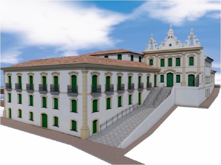 Novo projeto do museu Wanderley Pinho | Foto: Divulgação | Ascom BA