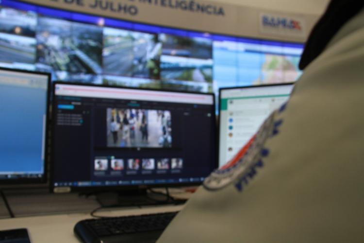 Homem é suspeito de roubo   Foto: Divulgação   SSP - Foto: Divulgação   SSP
