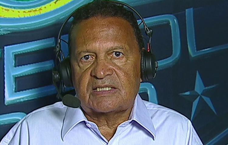 Ex-comentarista carioca estava internado havia 10 dias e sofreu parada cardíaca | Foto: Reprodução | Band - Foto: Reprodução | Band