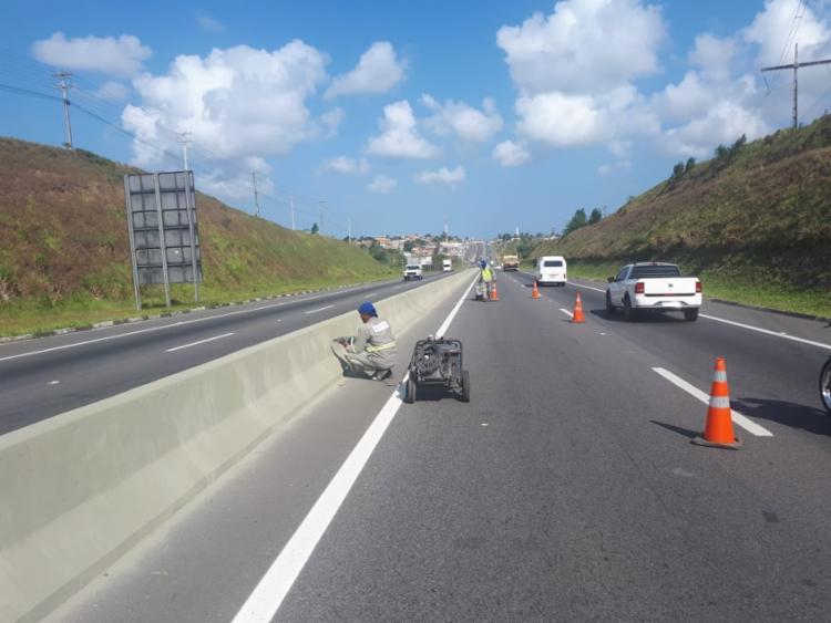 Diversas iniciativas estão em andamento para a manutenção e as melhorias das estradas baianas. - Foto: Divulgação