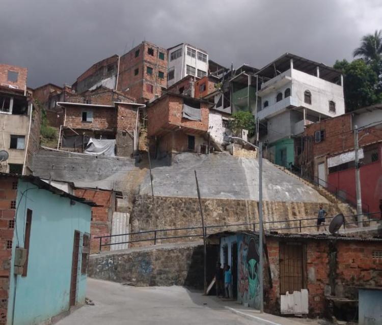 Obra levou melhorias para os moradores do bairro Foto: Ananda Freitas | Ag. A TARDE - Foto: Ananda Freitas | Ag. A TARDE
