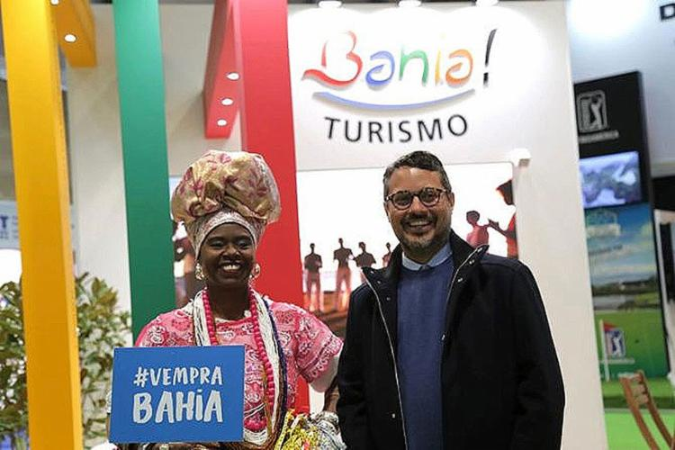 Representantes do turismo baiano estão em Madrid | Divulgação - Foto: Divulgação