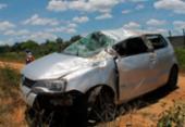 Homem morre em acidente de carro na BR-116 | Foto: