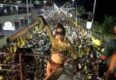 Anitta anuncia ensaio de carnaval em camarote de Salvador | Foto: Ag. A TARDE