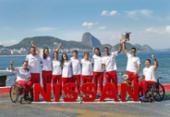 Atletas olímpicos comemoram apoio e vão em busca das últimas vagas | Foto: Nissan | Divulgação