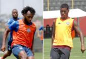 Ba-Vi com aspirantes evidencia perda de força dos torneios | Foto: Felipe Oliveira | EC Bahia e Letícia Martins | EC Vitória