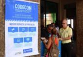 Codecon fiscaliza estabelecimentos e distribui informativos para consumidores | Foto: Divulgação